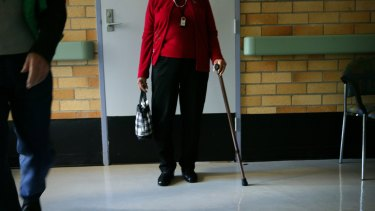 In a case of an elderly person for example, the state's public guardian might be given guardianship and decide to move the person into aged care.