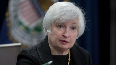 The appointment of former Fed chief Janet Yellen as Treasury Secretary has cheered investors.
