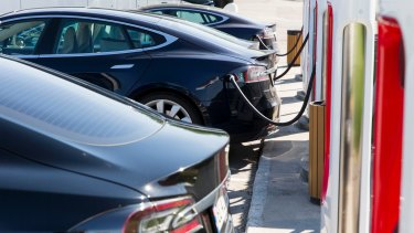 Electric vehicle owners want action on fast charging points around the state.