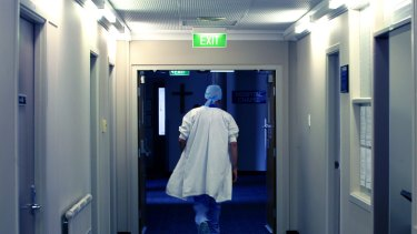 Doctors are concerned about a lack of personal protective equipment.