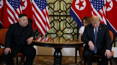 PThe failed talks between the US and North Korea was good news for some investors.