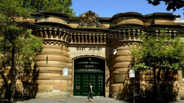 The National Art School in the historic Darlinghurst jail.