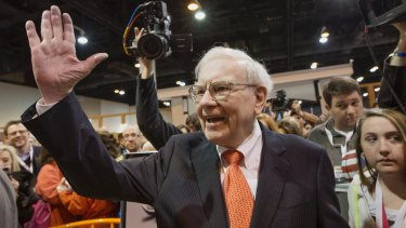 Legendary investor Warren Buffett .