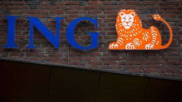ING had a 15 per cent rise in profit in 2018.