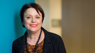 Boral chairman Kathryn Fagg will leave the company's board next year.