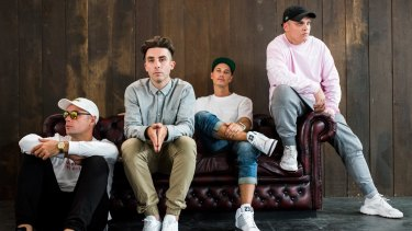 Hip-hop group Thundamentals are taking their shows online.
