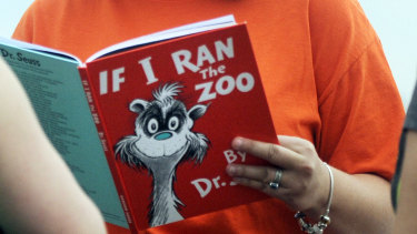 If I ran the Zoo is another of the Dr Seuss books that will no longer be published.