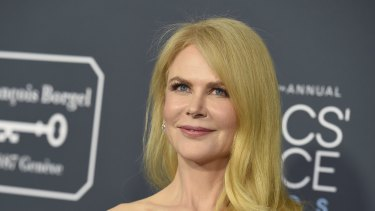 Nicole Kidman was able to quarantine at her sprawling Southern Highlands property.