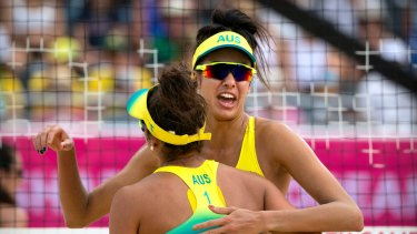 Taliqua Clancy is regarded as one of the best beach volleyball players in the world.