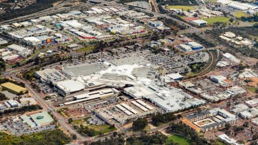 Joondalup is one of the fastest growing population centers in greater Perth.