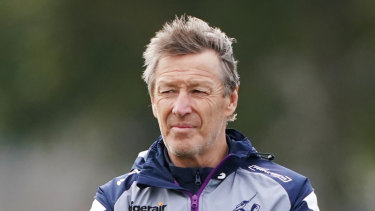 Storm coach Craig Bellamy is chasing his fifth coach-of-the-year award.