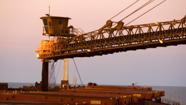 Rio Tinto has reported a rise in quarterly iron ore shipments.