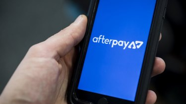 Afterpay chalked up record sales figures in November.