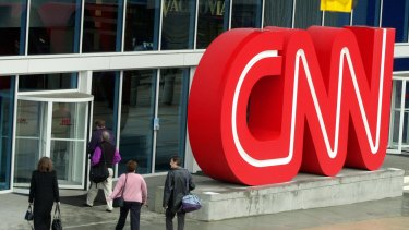 """Like all major news organisations, CNN is under fire from US President Donald Trump who hasn't yet weighed in on the network's request for information on what he calls the """"witch hunt""""."""