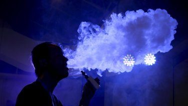 Coroner Phillip Byrne noted that while legalising liquid nicotine could help reduce its risks, he wasn't prepared to recommend changes to the law.