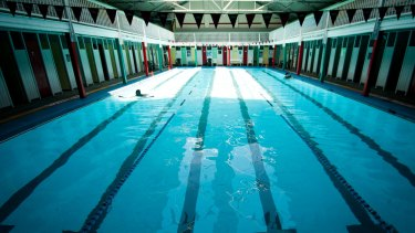 Indoor pools, such as the historic Spring Hill Baths, are to be closed.