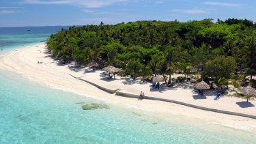 A dream holiday on the idyllic islands of Fiji might be on the cards.