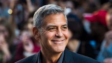 A row has developed between George Clooney and the Hungarian establishment.