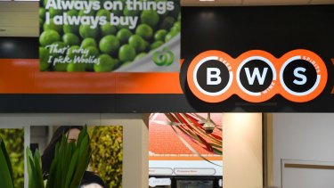 The company's Endeavour Group demerger will include bottle shop BWS, which it hopes to complete before November.