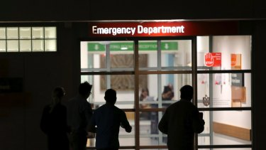 A rising tide of people with severe mental illness are waiting in emergency departments for days for a hospital bed as doctors observe that mental health-related patients are surpassing every other emergency presentation.