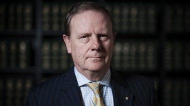 Former treasurer Peter Costello.