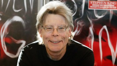 Simon&Schuster is the home of bestselling author Stephen King.