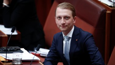 Committee chair, James Paterson, says more right-wing extremist groups could be declared terrorist organisations after the listing of    neo-Nazi group, Sonnenkrieg Division.