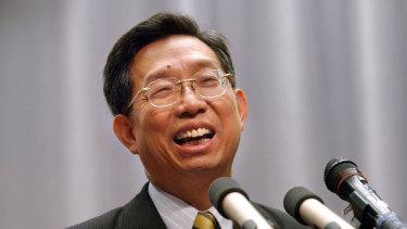 """We have had respiratory nursing homes for maybe 10 years"": Taiwan's Professor Su Ih-Jen."
