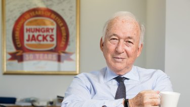 Jack Cowin, founder of Hungry Jack's says franchising reform is already costing his business.
