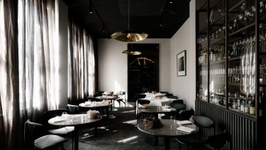Australia's top restaurant, Attica, has had a redesign by IF Architecture.