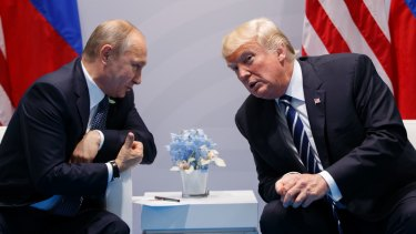 Many American progressives became overly invested in the idea that Trump and Russian President Vladimir Putin worked together to steal the 2016 election.