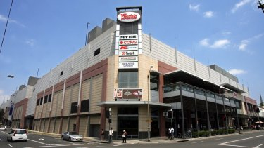 Perron Group paid $575 million for a half share in Westfield Burwood.