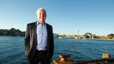 Prime Media chairman and former News Corp boss John Hartigan.