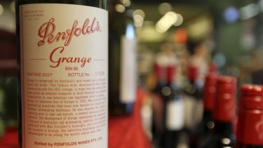 Penfolds Grange is all the rage in China, but not all of it is the real deal.