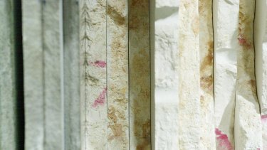 Engineered stone can be 90 per cent silica, much higher than the content in granite or marble.