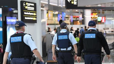 'The new world we live in': Security beefed up at Australia's major airports
