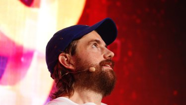 It's been a good day for Aussie billionaire Mike Cannon Brookes, the Atlassian co-CEO.