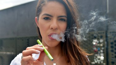 Some experts say e-cigarettes are a 'gateway' to traditional cigarettes.