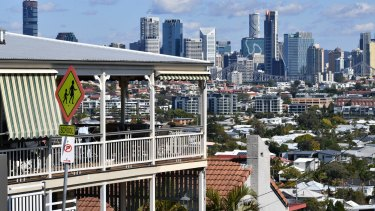 Brisbane's low-density residential suburbs would see fewer apartment blocks move in if the council approves a temporary order.