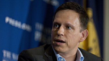 Paypal co-founder Peter Thiel is one of the company's high-profile investors.