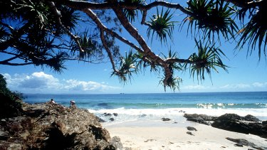 Byron Shire covers the popular beachside holiday destination of Byron Bay.
