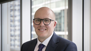 Justin Untersteiner,chief operating officer at the Australian Financial Complaints Authority, says there has been a spike in complaints concerning unauthorised transactions and scams during COVID-19