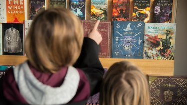Are kids reading now that libraries are closed?
