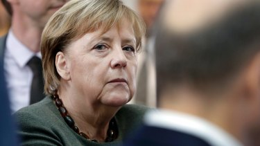 German Chancellor Angela Merkel has been at the peak of European politics for 15 years.