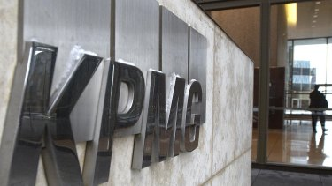 KPMG's staff want to be compensated for pay cuts.