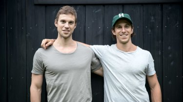 Brothers Chris and Cam Grant are the founders of Unyoked.