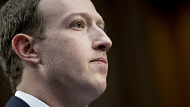 Mark Zuckerberg, chief executive officer and founder of Facebook has come under intense fire for his position of political disinformation.