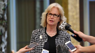 Head of the ACT public service Kathy Leigh will be paid $381,524 a year after the Remuneration Tribunal decision.