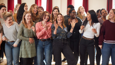 The casting of Kristin Scott Thomas and Sharon Horgan makes Military Wives sing.