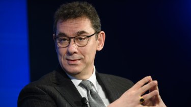 Pfizer CEO Albert Bourla said mRNA technology had a wide future uses for fighting other diseases.